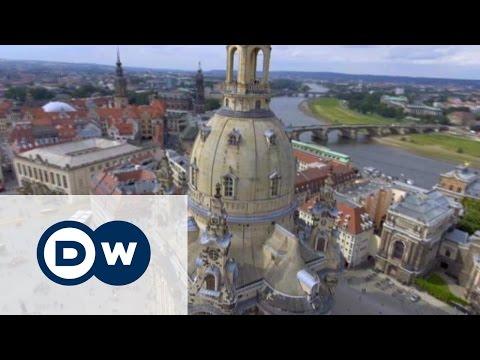 Дрезден - сокровищница искусства на Эльбе