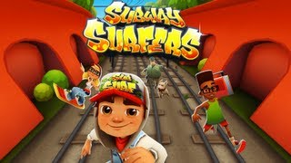 getlinkyoutube.com-Subway Surfers - Gameplay Trailer - Free Game Review for iPhone/iPad/iPod