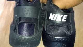 getlinkyoutube.com-Nike Air Hurrache HYPE! They say Rain don't know bout Hurrache ?!?! Is it?