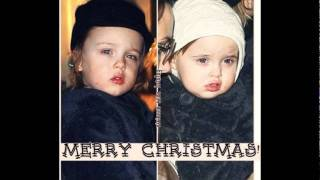 getlinkyoutube.com-Shiloh & Vivienne & Knox Jolie Pitt !