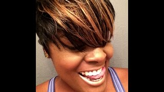 getlinkyoutube.com-FAB FRINGE | $18 Human Hair Tapered Wig | Kris Jenner & Miley Cyrus Cut