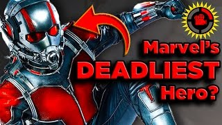 getlinkyoutube.com-Film Theory: Marvel's Ant-Man Could KILL Us All!
