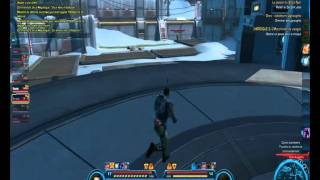 getlinkyoutube.com-SWTOR Beta - Trooper (Vanguard) PVP in Alderaan