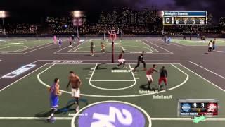 getlinkyoutube.com-NBA 2K15 My Park - Finally Hit Legend 2 | Perfect Release | Road To Legend 3!