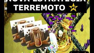 NOVA ESTRATEGIA - 100% COM TERREMOTO !