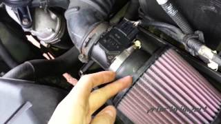 getlinkyoutube.com-Cold Air Intake with Blow Off Valve - Sound Test