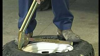 Tyrepliers Bead breaker
