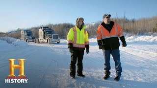getlinkyoutube.com-Ice Road Truckers: Training Day (Season 10) | History
