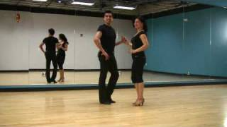 Instructional Salsa Partnerwork: Copa In and Out