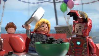 getlinkyoutube.com-LEGO Marvel Avengers Reassembled - Episode 1