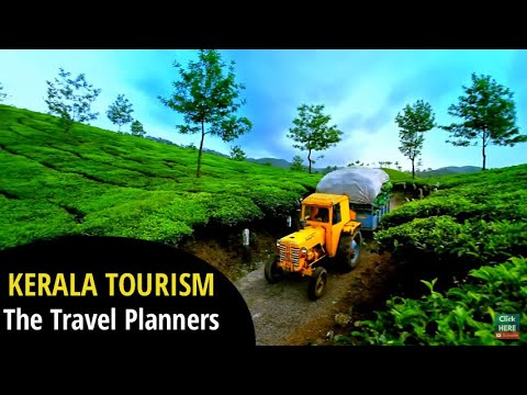 Kerala Tourism Video - The Travel Planners