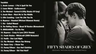 getlinkyoutube.com-Fifty Shades Of Grey   Various Artists OST 2015 1
