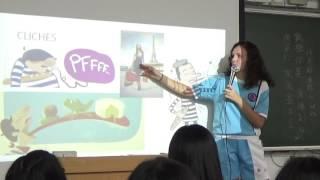 getlinkyoutube.com-Sarah 介紹法國文化