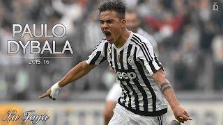 getlinkyoutube.com-Paulo Dybala - La Joya | 2015-16 | Goals & Skills