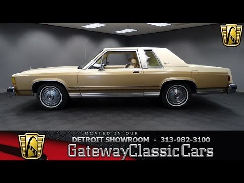 1983 Ford LTD Crown Victoria
