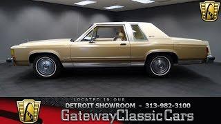 getlinkyoutube.com-1983 Ford LTD Crown Victoria