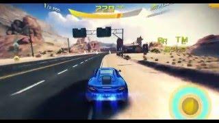 getlinkyoutube.com-Asphalt 8  McLaren 12C Spider Vs Pagani Zonda R