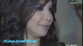 Nancy Ajram Sham El Naseem Rotana Interview