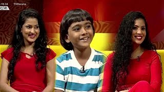 getlinkyoutube.com-Theruni, Sidu & Malee with Malbara Derana Morning Program ( 08-09-2016 )