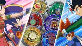 getlinkyoutube.com-Beyblade Anime VS Real Life - WORLD CHAMPIONSHIPS! GanGan Galaxy VS Wang Hu Zhong