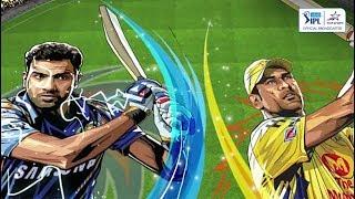 #VIVOIPL 2018: Mumbai Indians vs Chennai Super Kings