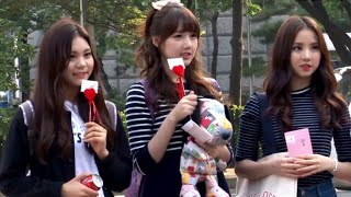 [150904] GFriend (여자친구) - Off to Music Bank
