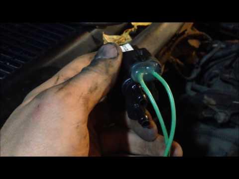 Ошибка P0443 система контроля выделения паров топлива Ремонт Своими Руками