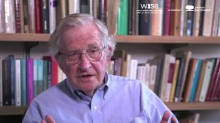 Noam Chomsky: Independent Thinking Comes Through Discovery
