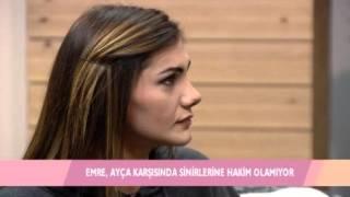 getlinkyoutube.com-Ayça ve Emre, Hazal Yüzünden Birbirine Girdi!!