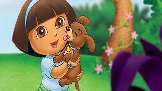 getlinkyoutube.com-[HQ] Dora the Explorer | Perrito's Big Surprise Full Game 2014
