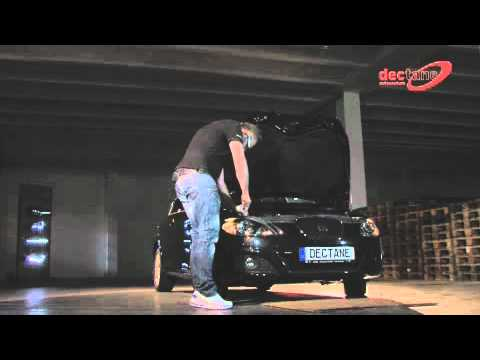 SEAT Leon 1P - передние фары