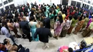 HEBOH GOYANG TOBELO dengan peserta TERBANYAK  di kota ruteng ( wedding party )