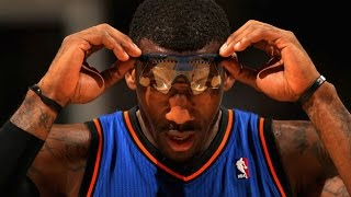 getlinkyoutube.com-Amare Stoudemire KNOCKS OUT Player That Cheap Shotted Him