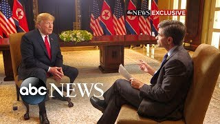 'I do trust him': Trump reflects on Kim meeting
