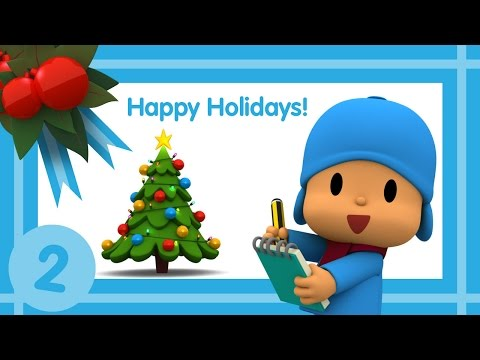 Pocoyo's New Year's Resolution