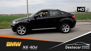 getlinkyoutube.com-Осмотр и тест драйв BMW X6 40D в Германии