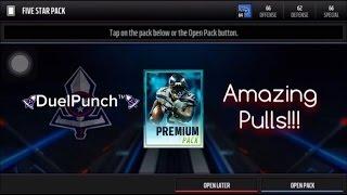 getlinkyoutube.com-Madden NFL Mobile Premium Pack Opening!! Amazing Pulls!!