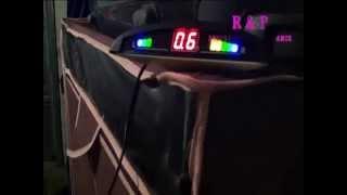getlinkyoutube.com-Installazione sensori di parcheggio Alfa Romeo 146 1 9 JTD