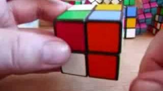 getlinkyoutube.com-Rubik's 2x2 Cube Tutorial - Part 1/2