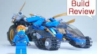 getlinkyoutube.com-Lego Ninjago(레고 닌자고) 70723 Thunder Raider - Build Review