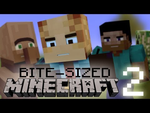 Bite-Sized Minecraft 2