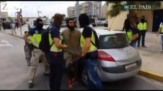 getlinkyoutube.com-da3ich en melilla  إعتقال داعش بمدينة مليلية - إعتقال زعيم الخلية الإرهابية بمليلية