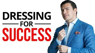 Dressing For Career Success   What To Wear For Interviews, Promotions And Management Opportunities