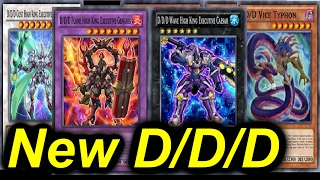 getlinkyoutube.com-New!! BROKEN D/D/D MONSTERS - MORE REBORN & NEGATION [Yugioh]
