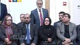 یازده نامزد وزیر دوتابعیته در کابینهی پیشنهادی حکومت وحدت ملی