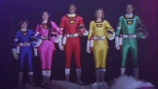 Power Rangers Turbo - Passing the Torch Power Transfer width=