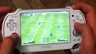 getlinkyoutube.com-PSVITA FIFA 13 UNBOXING GAMEPLAY MULTIJUGADOR EN ESPANOL
