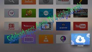 getlinkyoutube.com-Install/sideload kodi, popcorntime etc. on Apple TV 4 without Jailbreak (IPAWIND)