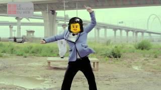 getlinkyoutube.com-PSY - GANGNAM SWISS LEGO STYLE (강남 스타일은 웹의 최고의 홍보하기)