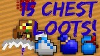 getlinkyoutube.com-x15 Chest Loots! | White Bag | Realm of the Mad God